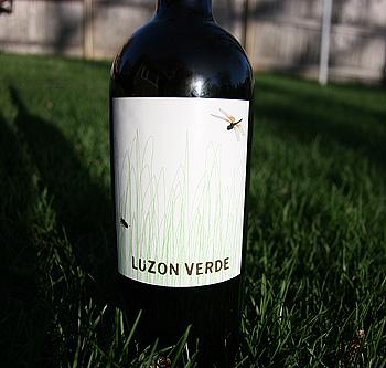 Luzon Wine Organic Wine