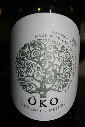 OKO Cabernet Merlot Organic Wine