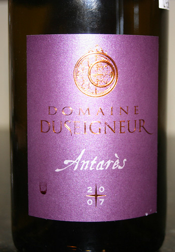 2007 Domaine Duseigneur Lirac Antares