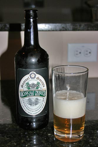 Samuel Smith's Organic Lager Beer