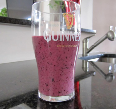 Blueberry Orange Pineapple Smoothie Recipe