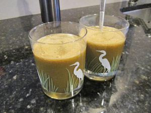 Apple Spinach Carrot Celery Beet Ginger Juice Recipe