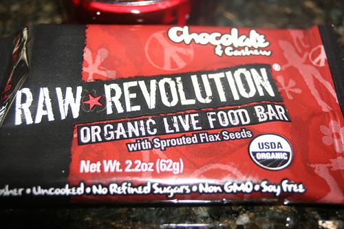 Raw Revolution Organic Live Food Bar