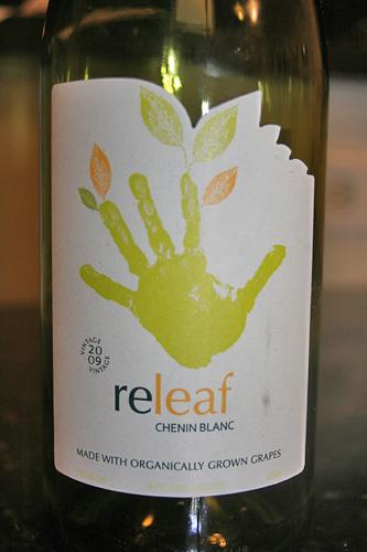 Releaf Organic Chenin Blanc White Wine