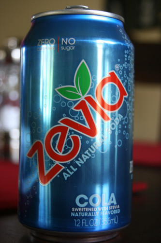Zevia All Natural Cola Soda