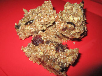 Raw Date Bar Recipe